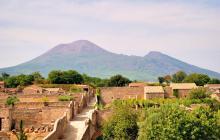 Pompeya y el Vesubio