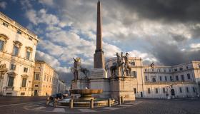 Plaza del Quirinale