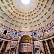 Cúpula del Panteón
