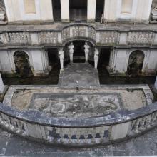 Villa Giulia interior