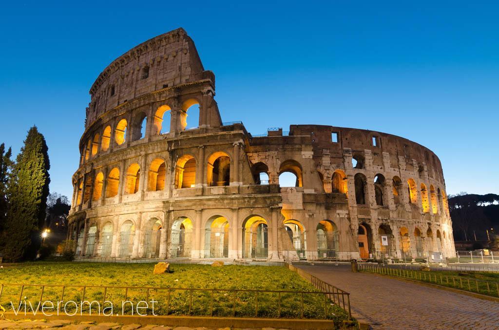 Coliseo Romano Información Y Entradas Al Monumento De Roma