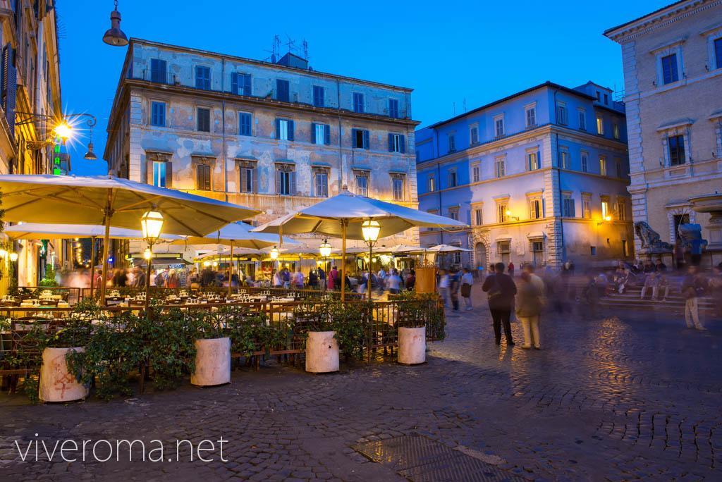 Best Restaurants Trastevere Roma