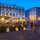 Plaza del Trastevere